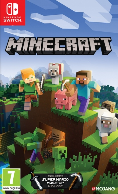 Minecraft + Update 1.12.1 (lien3)