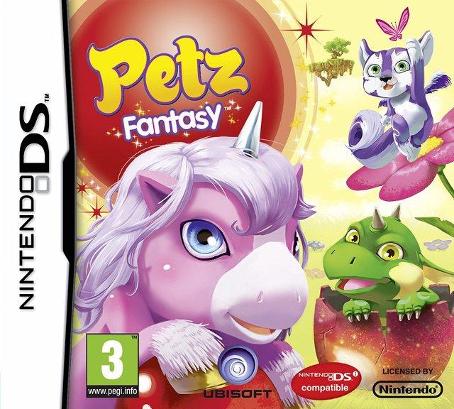 Petz : Fantasy (DSi)