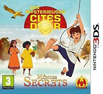 Les Mystérieuses Cités d'Or : Mondes Secrets.EUR.3DS-CONTRAST