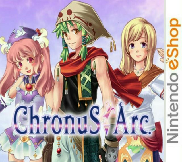 Chronus Arc [CIA]