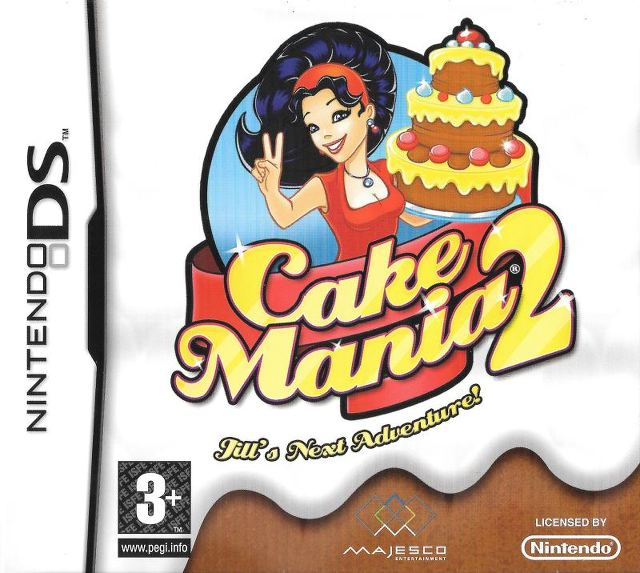 Cake Mania 2 : Jill's Next Adventure !