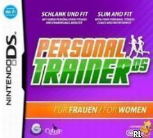Personal Trainer DS for Women