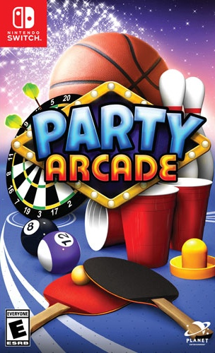 Party Arcade [+ UPDATE]