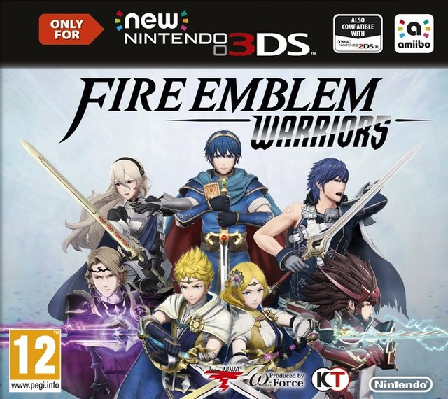 Fire Emblem Warriors [New 3DS] [CIA]