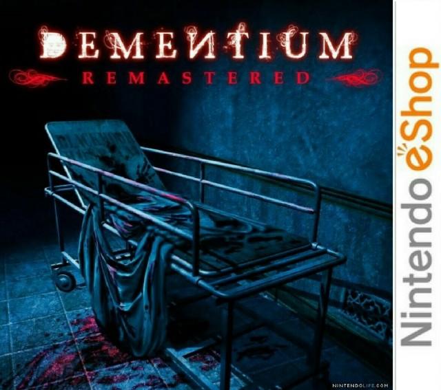 Dementium Remastered [CIA]