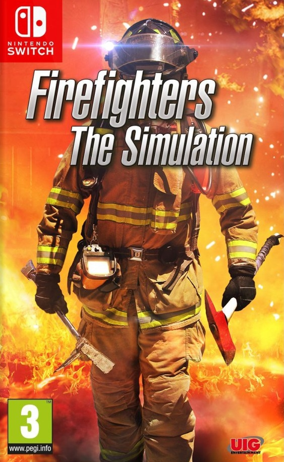 Firefighters : The Simulation