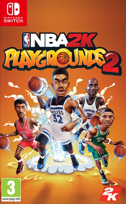 NBA 2K Playgrounds 2 [+ UPDATE]
