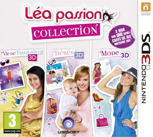 Léa Passion Collection [CIA]