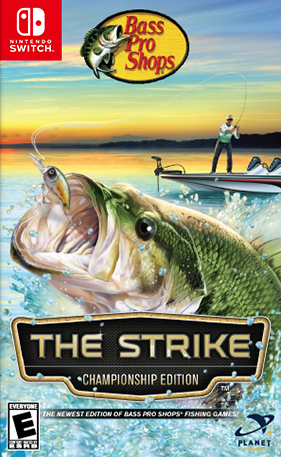 Bass Pro Shops: The Strike - Championship Edition [+ UPDATE]
