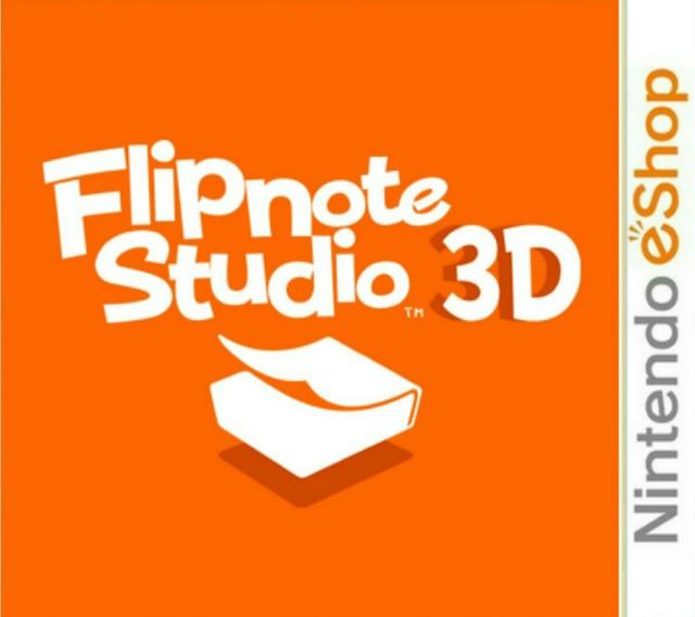 Flipnote Studio 3D [CIA]