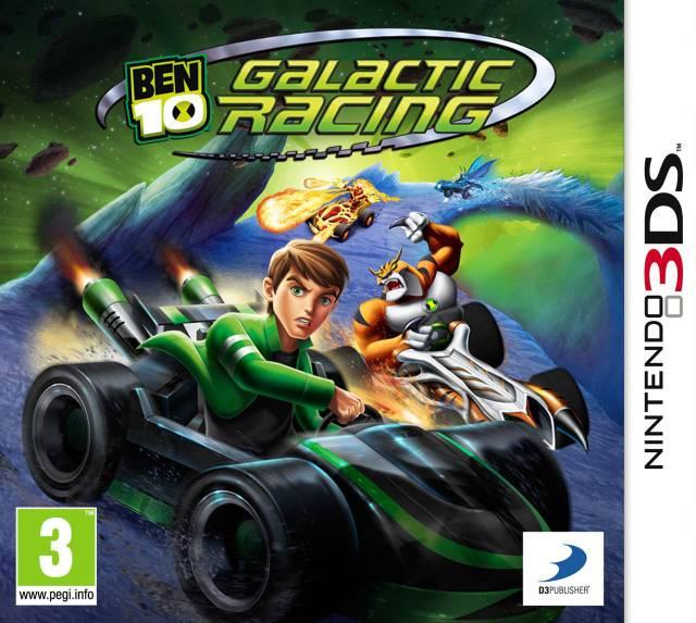 Ben 10 : Galactic Racing [CIA]