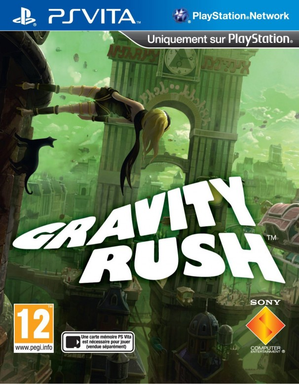 Gravity Rush + DLC