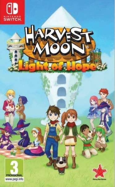 Harvest Moon : Light of Hope Special Edition