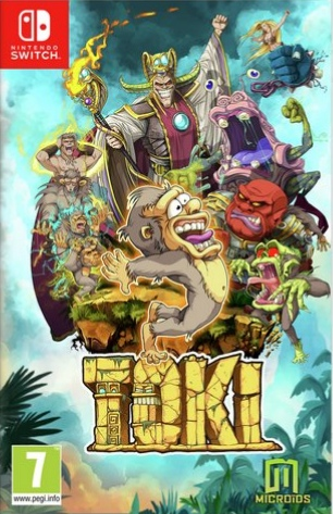 Toki Edition Retro Collector [+ UPDATE]