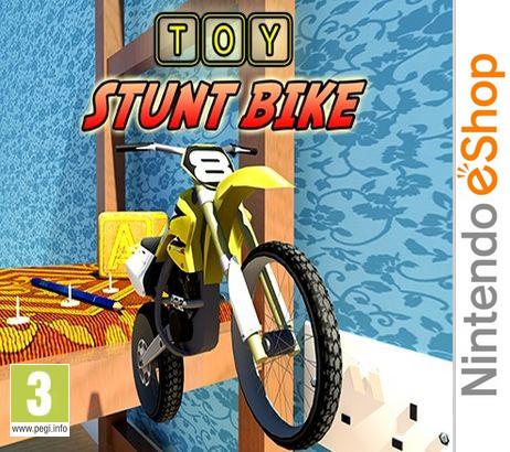 Toy Stunt Bike [CIA]