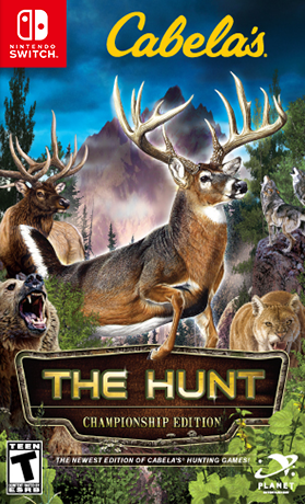 Cabela's : The Hunt - Championship Edition [+ UPDATE]