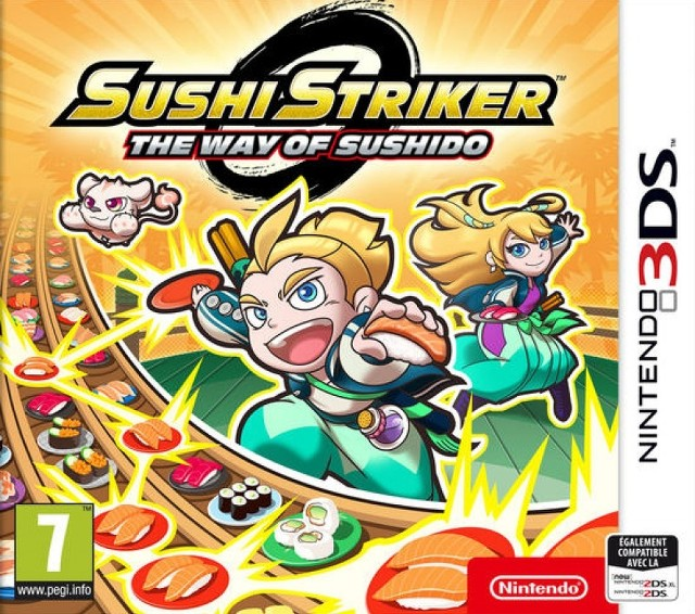 Sushi Striker : The Way of Sushido [CIA]