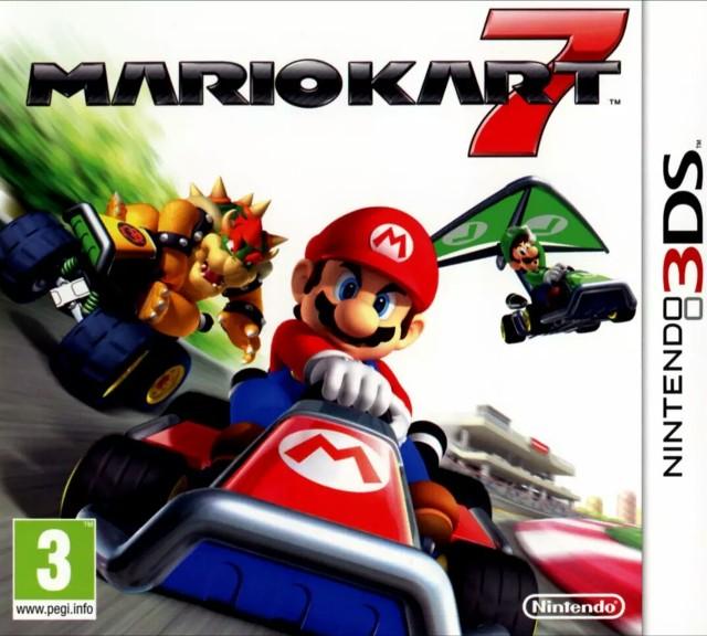 Mario Kart 7 [CIA] [+ UPDATE 1.1]