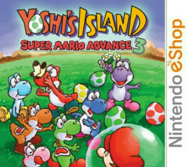 Yoshi's Island : Super Mario Advance 3 [CIA]