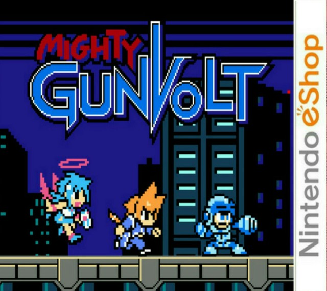 Mighty Gunvolt [CIA]