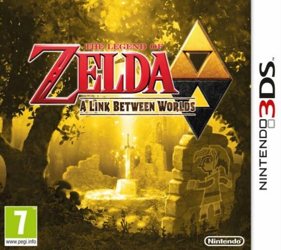 The Legend of Zelda : A Link Between Worlds [CIA]