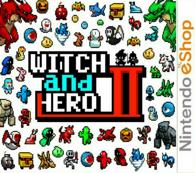 Witch & Hero II [CIA]