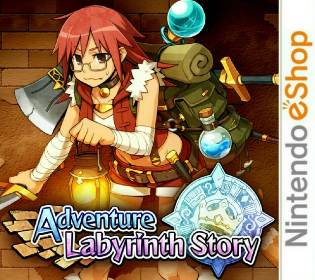Adventure Labyrinth Story [CIA]