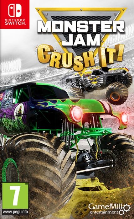 Monster Jam : Crush It !