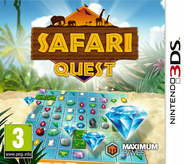 Safari Quest.EUR.MULTi6.3DS-PUSSYCAT