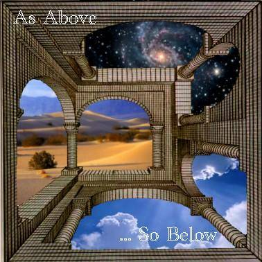 As Above ... So Below