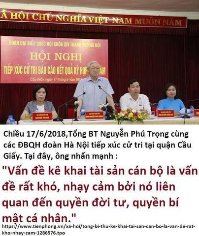 Quan chức Việt sống xa hoa bằng tiền của ai?