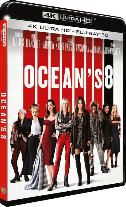 Ocean's 8: 4K UHD