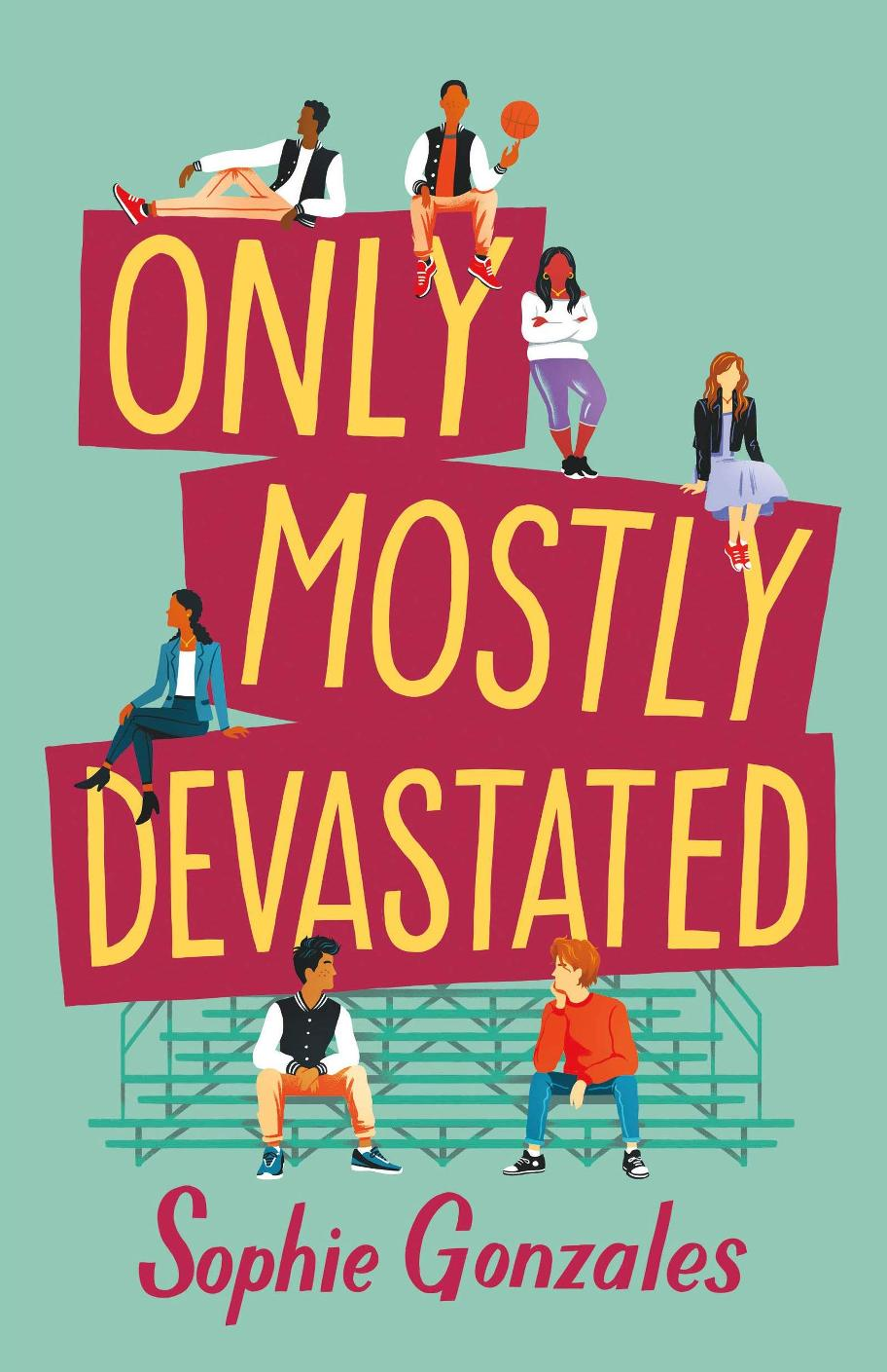 ARC REVIEW: Only Mostly Devastated