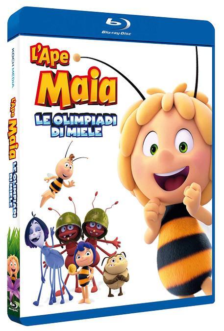 L'Ape Maia - Le Olimpiadi di Miele: Blu-Ray