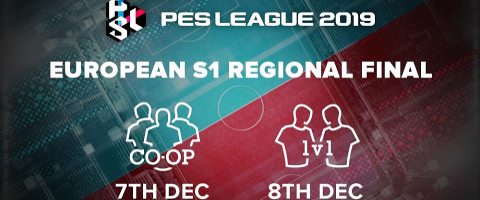PES League European Regional Finals