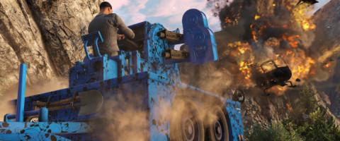 GTA Online: Settimana Contrabbandieri