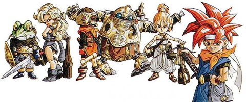 Chrono Trigger Patch
