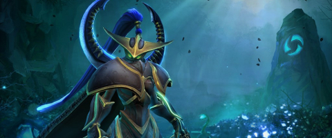Heroes of the Storm - Maiev Cantombroso