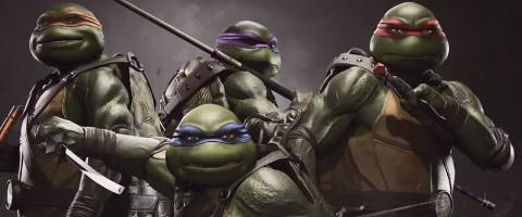Injustice 2: Teenage Mutant Ninja Turtles DLC