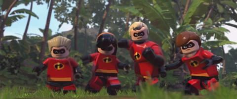 LEGO Disney Pixar Gli Incredibili