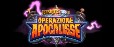 Hearthstone Operazione Apocalisse