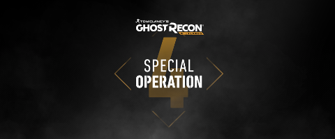 Ghost Recon Wildlands Special Operation 4