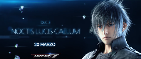Tekken 7 DLC 3 Noctis