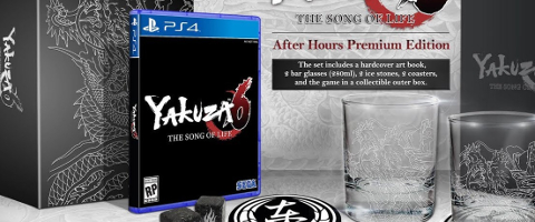 "Yakuza 6: The Song of Life ""After Hours"" Edition"