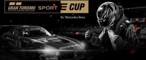 GT Sport e-Cup by Mercedes-Benz