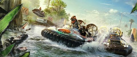 Gator Rush DLC