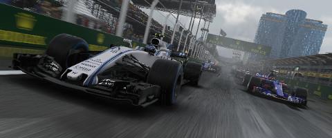 F1 Esports: Pro Draft