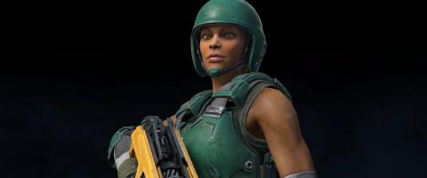 Quake Champions: Athena