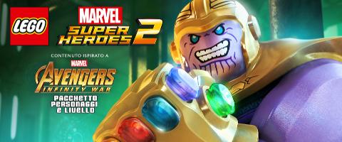 Marvel's Avengers: Infinity War DLC