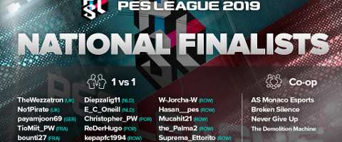PES League Regional Finals